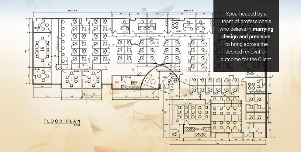 Marksmen Builders Floorplan